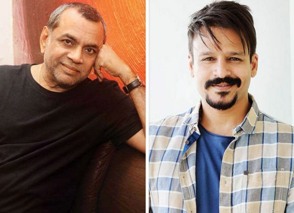 Paresh Rawal and Vivek Oberoi will play PM Narendra Modi in different biopics and here's what the former has to say about the latter!
