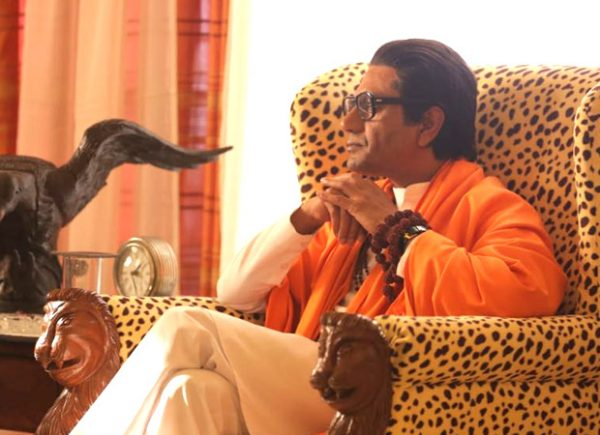 """Playing Balasaheb has been a once in a lifetime opportunity"" – Nawazuddin Siddiqui on Thackeray biopic"