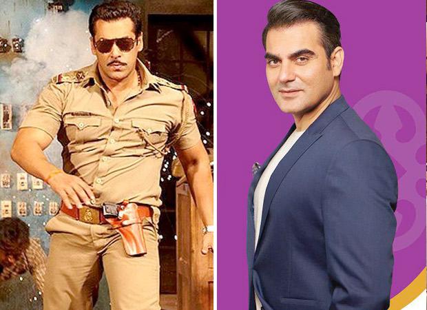 Salman Khan starrer DABANGG 3 to go on floor in APRIL, confirms Arbaaz Khan
