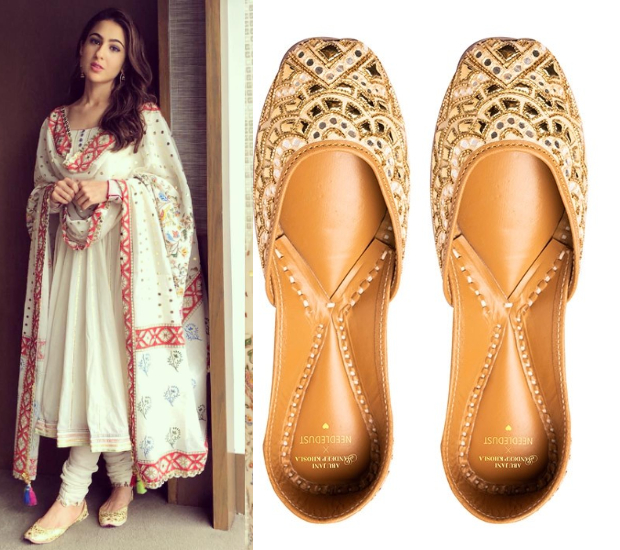 Sara Ali Khan in Sukriti and Aakrit for an event in Singapore (5)