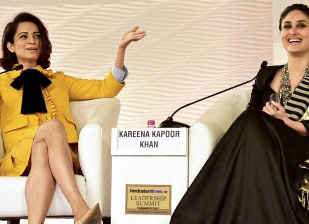 Kareena Kapoor Khan is EXCITED to watch Kangana Ranaut's biopic