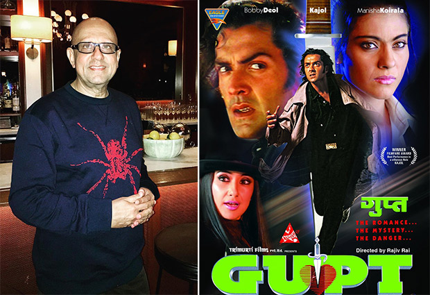 Exclusive: Rajiv Rai to franchise Gupt, one of the best suspense thrillers in Indian cinema!