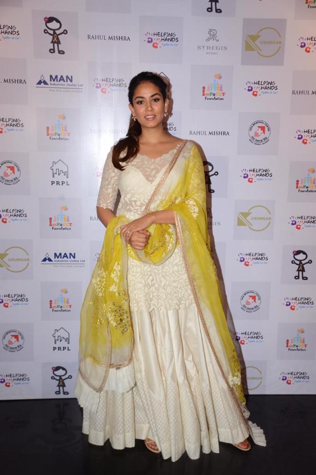 Mira Rajpur Kapoor in Amrita Thakur for a fundraiser event (1)
