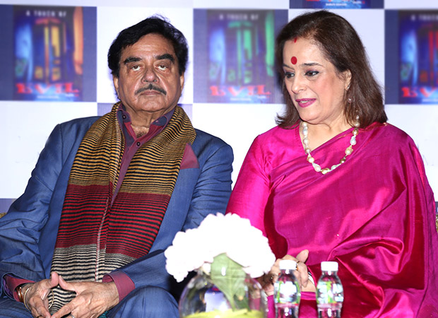 """""""I am lucky that despite my DEEDS, my name hasn't come in the ME TOO movement by far"""" - Shatrughan Sinha"""