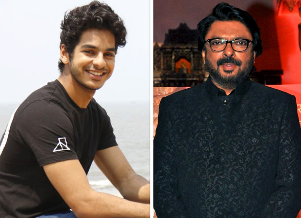 Ishaan Khatter to feature in this Sanjay Leela Bhansali film?