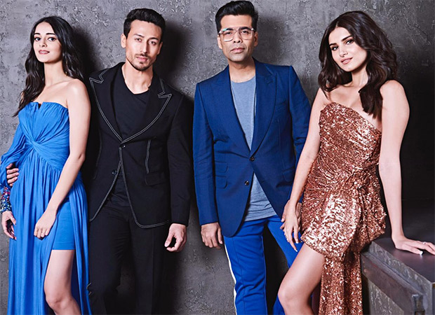 Koffee With Karan 6 - Tiger Shroff CONFESSES that he can't sleep alone and here's why!
