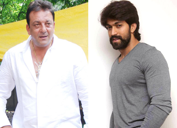"""""""Yes, Sanjay Dutt has been approached"""" - confirms KGF hero Yash"""