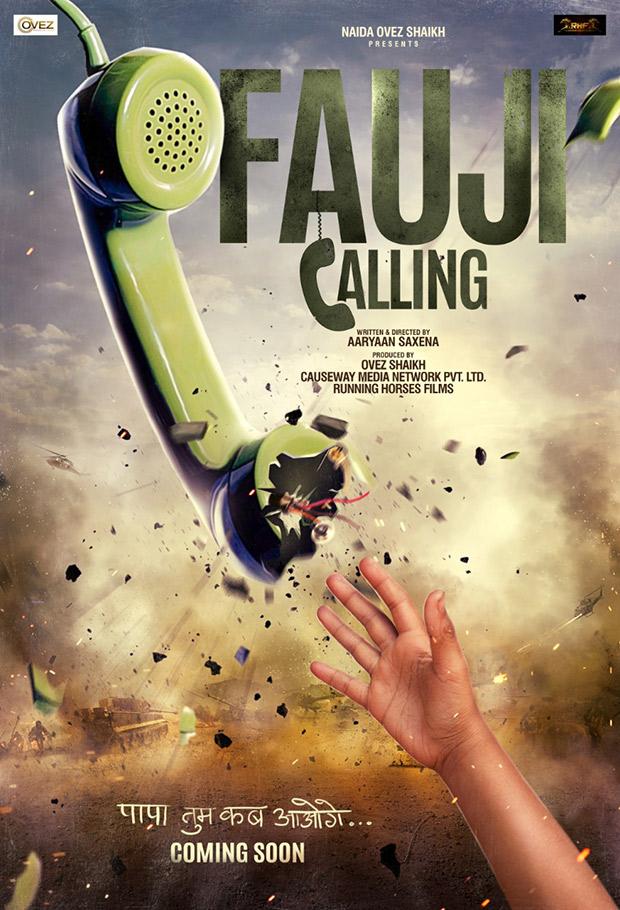 Sharman Joshi to star in Army based drama Fauji Calling directed by Aaryaan Saxena