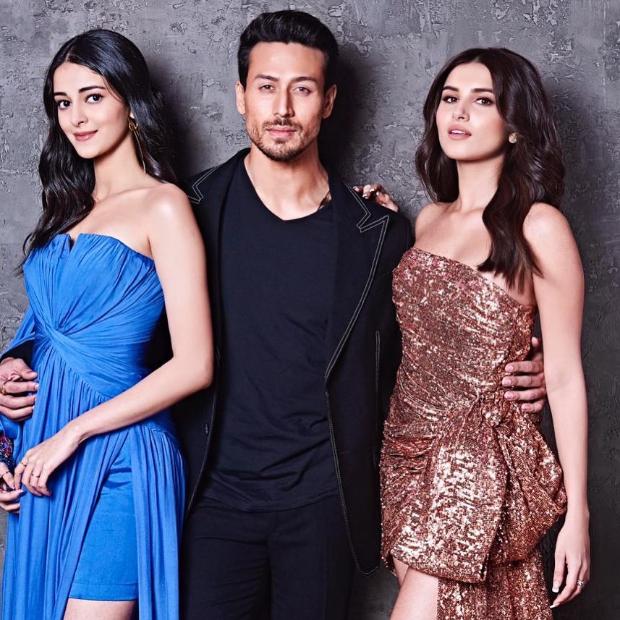 Tiger Shroff, Tara Sutaria and Ananya Panday on Koffee With Karan (2)
