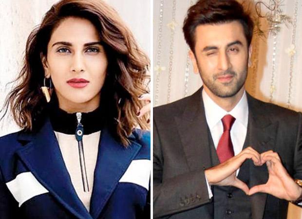 Ranbir Kapoor's Shamshera co-star Vaani Kapoor can't help but GUSH about him