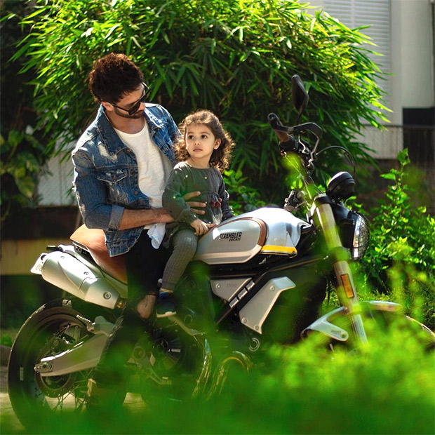 Shahid Kapoor dedicates this adorable post to his daughter Misha and it is the cutest ever!
