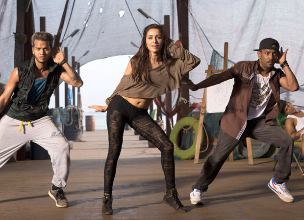 Street Dancer 3D - Shraddha Kapoor recreates Shakira's song 'Hips Don't Lie' and we are LOVING every bit of it! [watch video]