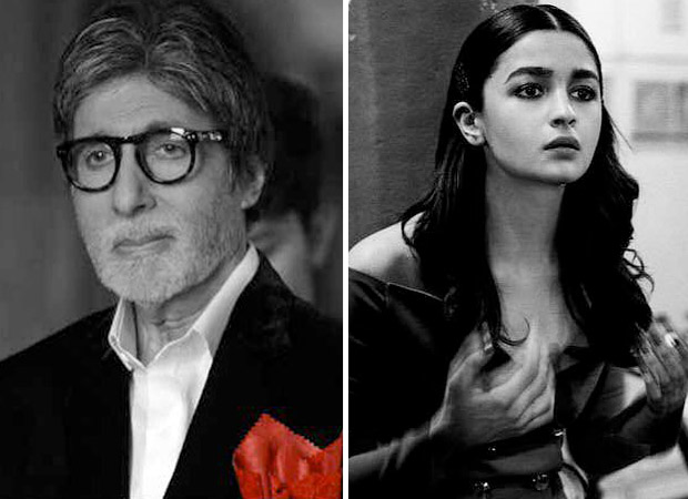 Amitabh Bachchan and Alia Bhatt take down their post related to Brahmastra due to the current Indo-Pak situation