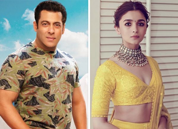 BREAKING Salman Khan and Alia Bhatt come together for Sanjay Leela Bhansali's next directorial