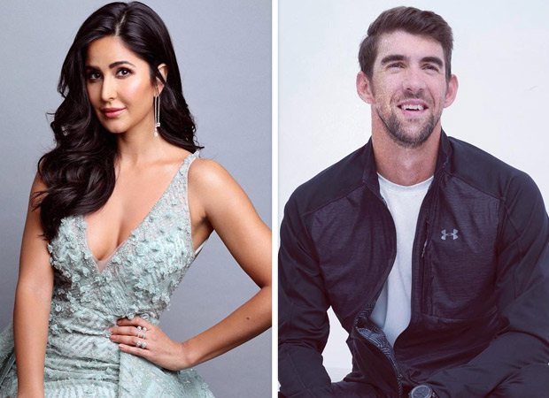 Katrina Kaif preps for something big with Olympic gold medallist Michael Phelps