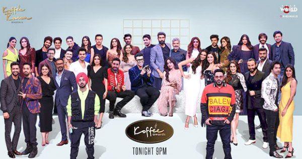 Koffee With Karan 6 Awards – Ajay Devgn walks away with Audi, Ranveer Singh and Kajol win Best Performers in this JURY special!