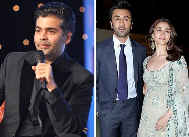 Woah! Did Karan Johar just hint at a Ranbir Kapoor – Alia Bhatt wedding at Akash Ambani and Shloka Mehta's wedding?