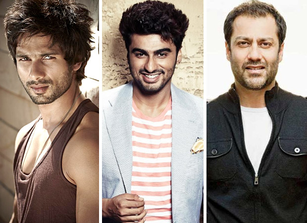 BREAKING: Shahid Kapoor and Arjun Kapoor have been approached for Abhishek Kapoor's comedy Sharaabi
