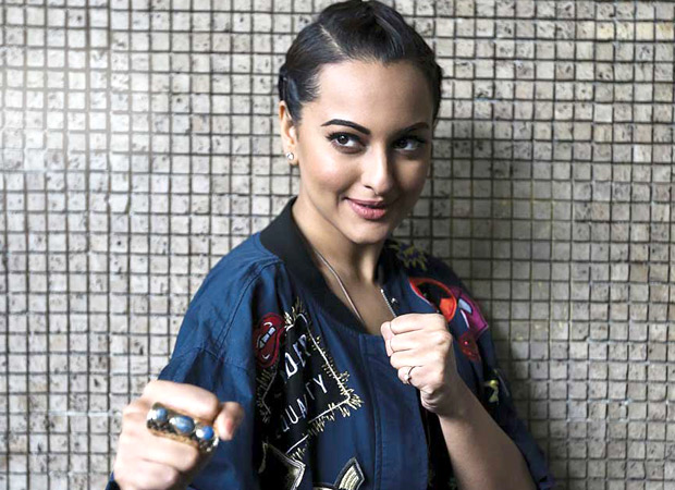 Potential suitors BEWARE! Sonakshi Sinha threatens to beat guys who will propose to her online