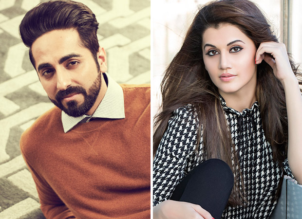 Ayushmann Khurrana had this INTERESTING conversation with Taapsee Pannu before signing Article 15 and he reveals all about it on TWITTER!