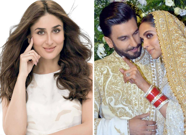 Kareena Kapoor Khan just gave marriage advice to the newly married Ranveer Singh and it's all about giving space; here's what she had to say!
