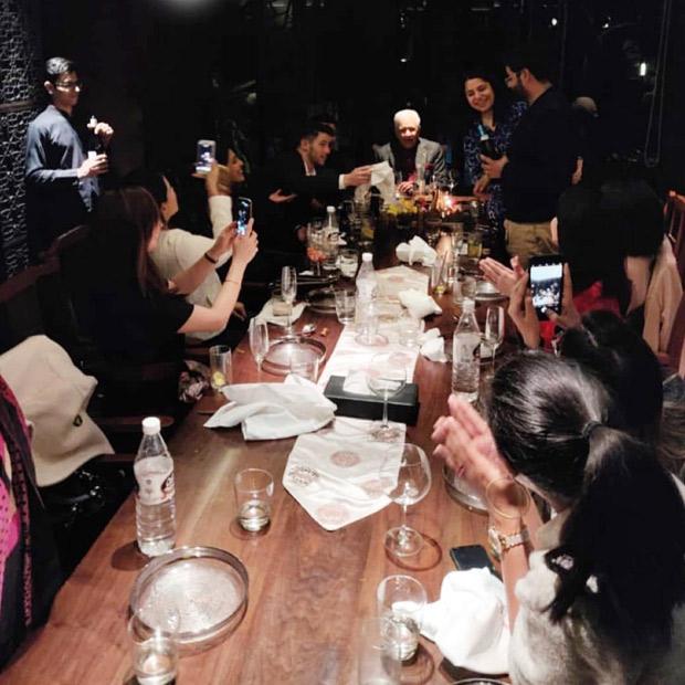 Priyanka Chopra and Nick Jonas party hard post the roka of Priyanka's brother Siddharth Chopra and Ishita Kumar