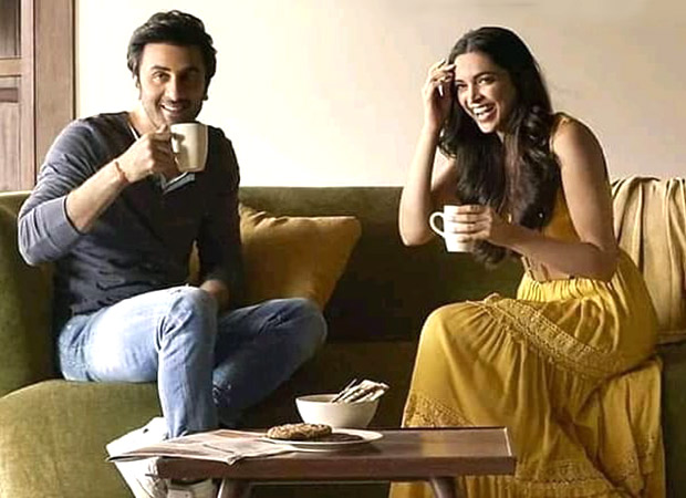 Behind The Scenes: Ranbir Kapoor and Deepika Padukone continue to entertain us in these boomerang moments from the sets of their latest ad!