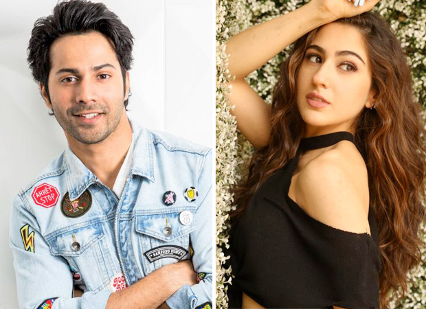 Varun Dhawan just CONFIRMED that he will star in Coolie No. 1 remake and we think Sara Ali Khan might be his leading lady!