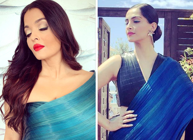 Did Aishwarya Rai Bachchan wear the same outfit as Sonam Kapoor at Cannes 2019, here's the Truth!