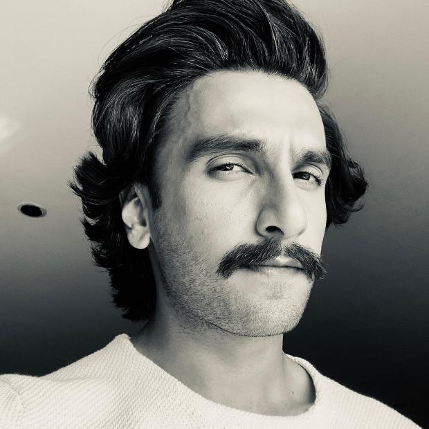 '83: Ranveer Singh flaunts his retro look as he continues prep for Kapil Dev role
