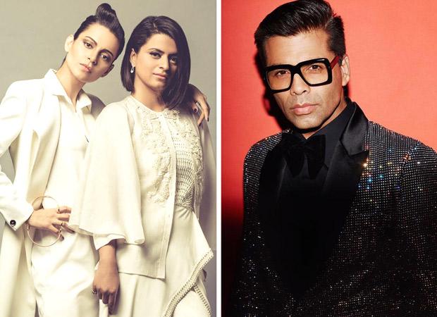 Kangana Ranaut's sister Rangoli Chandel ALLEGES Karan Johar tells actors 'whom to sleep with'