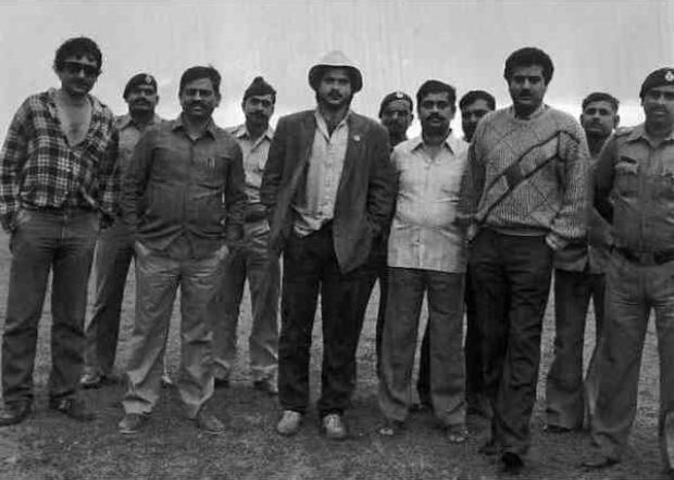 Mr. India: Anil Kapoor, Sridevi and Boney Kapoor's film completes 32 years