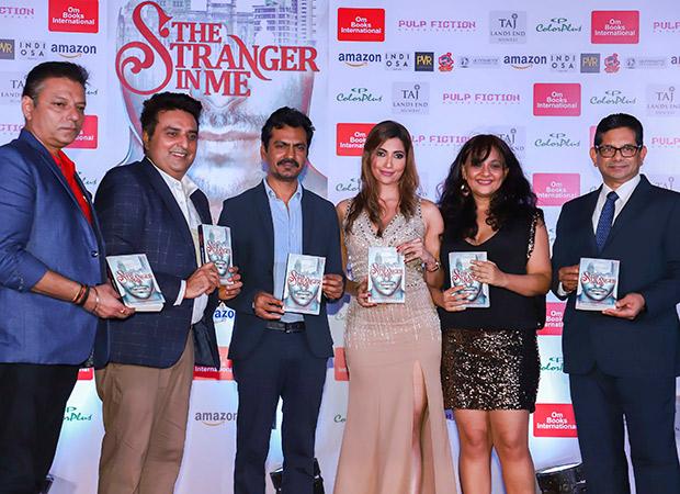 Nawazuddin Siddiqui launches Neeta Shah & Aditi Mediratta's book The Stranger In Me