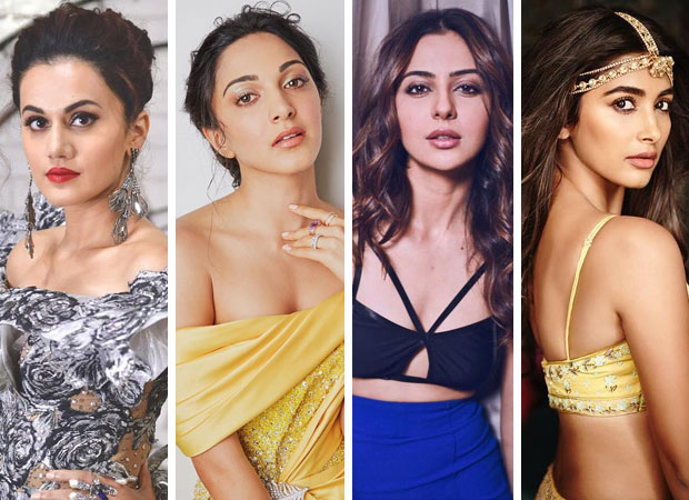 These 4 Bollywood actresses are blurring the lines between Bollywood and South and we can't be happier about it!