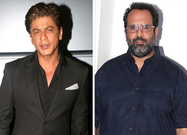 Post Zero debacle Shah Rukh Khan - Aanand L Rai have a fall-out