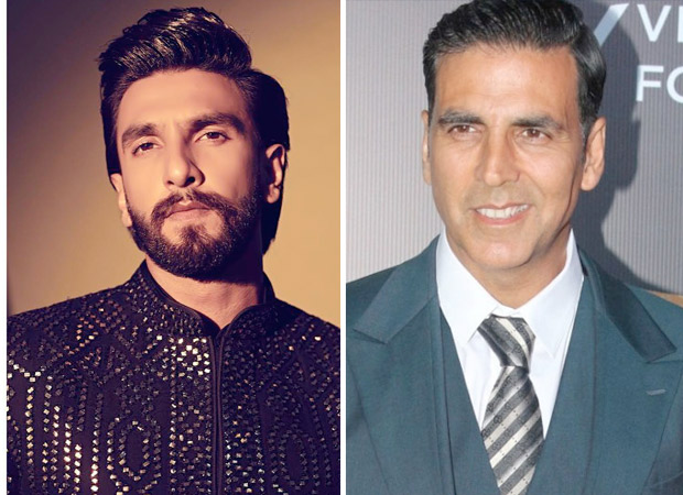 Ranveer Singh discusses marriage with Akshay Kumar and here's what they have to say to newlyweds!