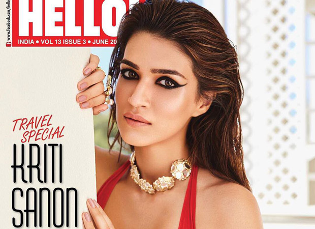 Red Alert Kriti Sanon's blazing HOT bikini will make you call the fire brigade