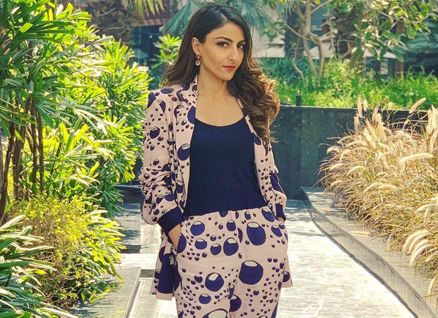 SCOOP! Soha Ali Khan signs a web series on parenting