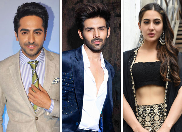Shubh Mangal Zyada Saavdhan vs Love Aaj Kal 2 Ayushmann Khurrana and Kartik Aaryan - Sara Ali Khan to clash on Valentine's Day 2020