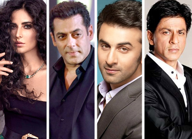 WATCH Katrina Kaif reveals who she loves working with the most - Salman Khan, Ranbir Kapoor, Shah Rukh Khan or Aamir Khan