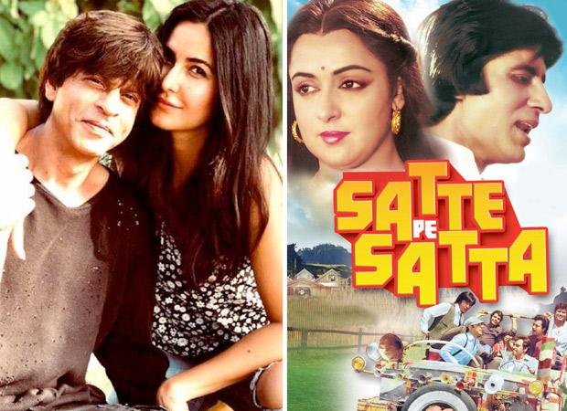 Satte Pe Satta Remake: Shah Rukh Khan - Katrina Kaif may come together again for this Rohit Shetty, Farah Khan film?