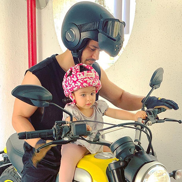 Kunal Kemmu has the most adorable and strong message for daughter Inaaya Naumi Kemmu