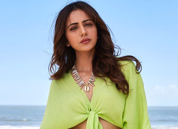 Rakul Preet Singh took bartending classes to prep for her role in De De Pyaar De