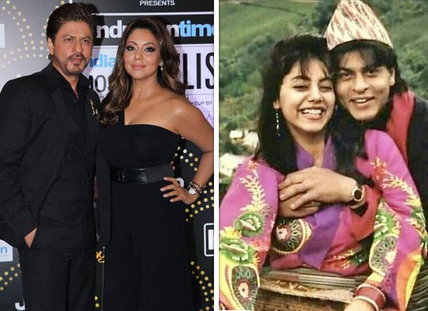 When Shah Rukh Khan took Gauri Khan to Darjeeling instead of Paris for honeymoon
