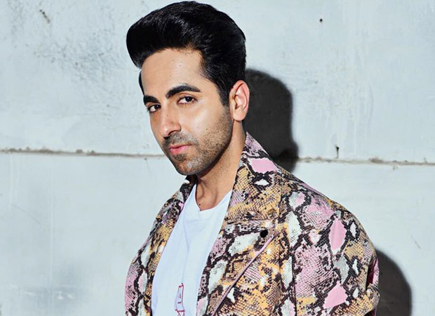 Ayushmann Khurrana takes his fashion game up a notch with pastels and prints!