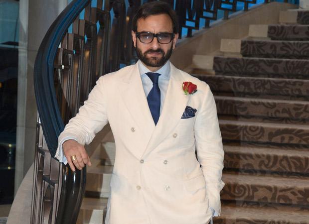 """Sacred Games 2 not delayed because of me,"" clarifies Saif Ali Khan"