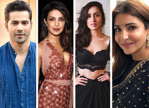 EID MUBARAK: Varun Dhawan, Priyanka Chopra, Shraddha Kapoor, Anushka Sharma spread love and joy on the auspicious day