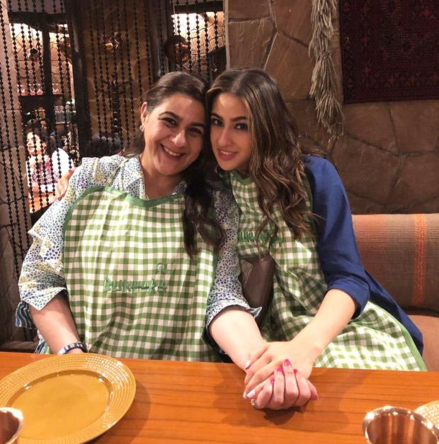 Eid Mubarak: Sara Ali Khan shares a lovely photo with her mom Amrita Singh
