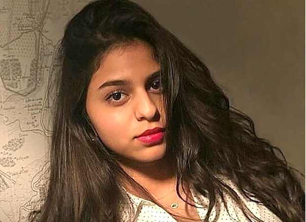 This selfie of Suhana Khan in a glam avatar has left fans WORRIED! Here's why [See photo]