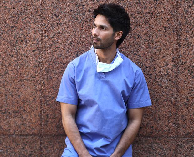 Kabir Singh: Shahid Kapoor met doctors to prepare for his role